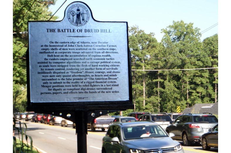 012 Druid Hill Battle MARKER
