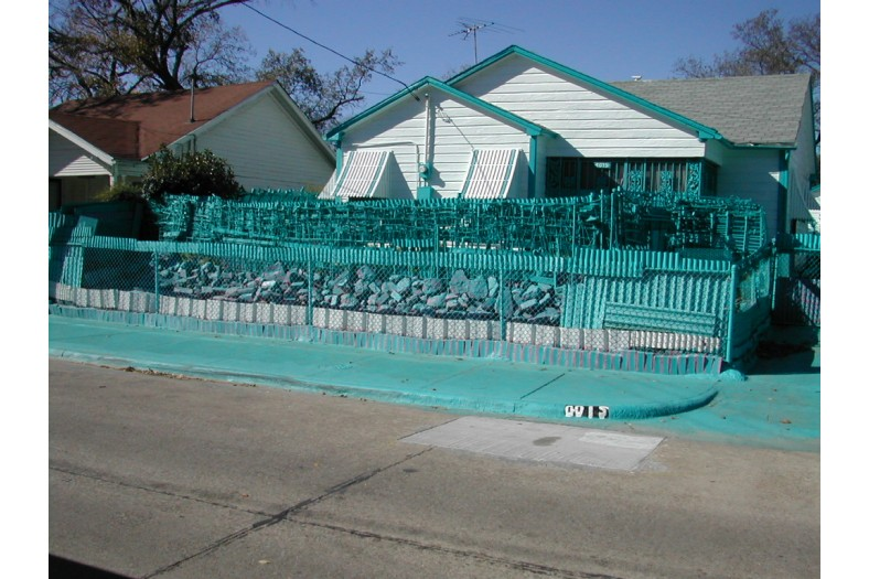 Dallas Blue House 11 2001 011