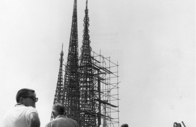 watts towers scaffolding 500 1